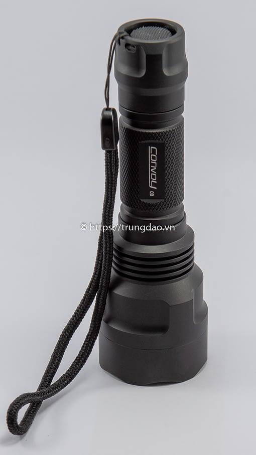 Đèn pin Convoy C8 (Convoy C8 flashlight)