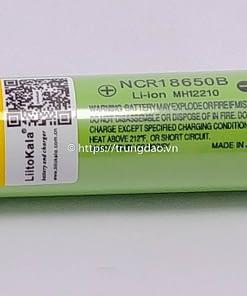 pin liitokala 18650 3400mAh tich hop cong sac USB