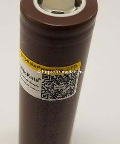 Pin LiitoKala LG HG2 18650 3000mAh 20A (2)