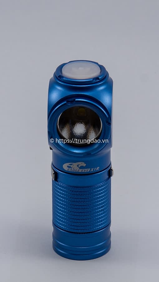 Đèn pin đội đầu Eagle Eye X1R (EagleEye X1R headlamp flashlight)